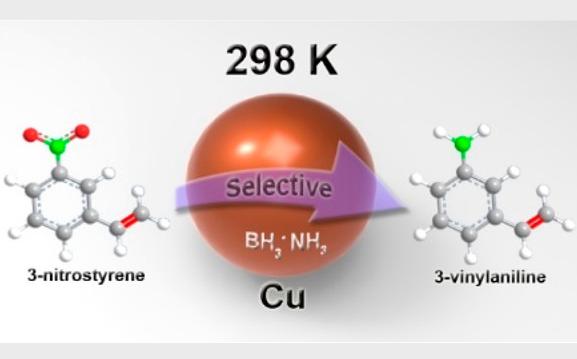 JACS 封面:铜催化剂不对称加氢新突破!