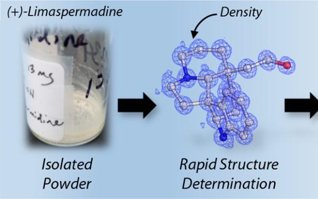 冷冻电镜新应用:微电子衍射技术确定小分子结构
