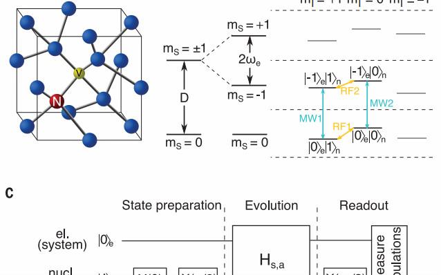 今年已发表9篇CNS,中科大最新Sciecne在单自旋量子调控研究中取得进展
