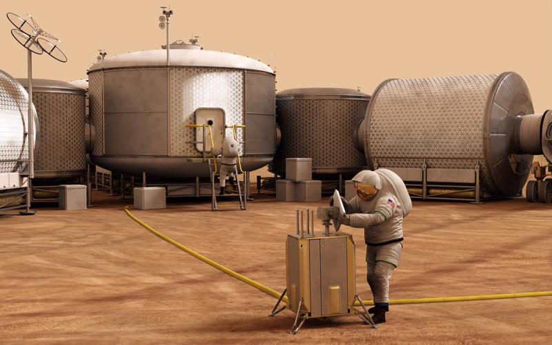 杨培东:液态阳光--移民火星必不可缺!
