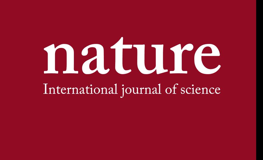 今天再发2篇Nature,这个领域今年已发表10篇!