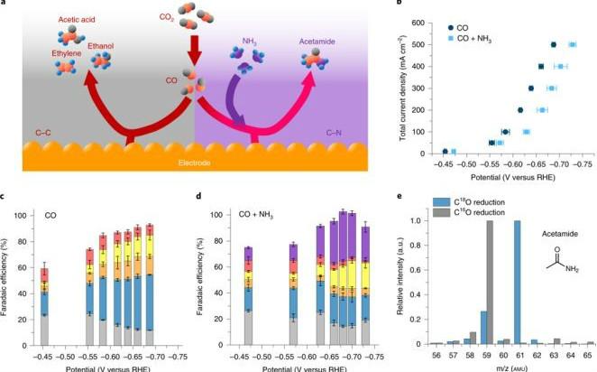 两篇Nature Chemistry相继发布,CO/CO2转化新策略一睹为快!
