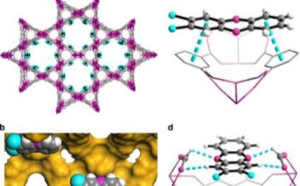 COF/MOF各一篇Nature子刊,苏大和北工大分别在固氮合成氨和分子识别获得新进展!