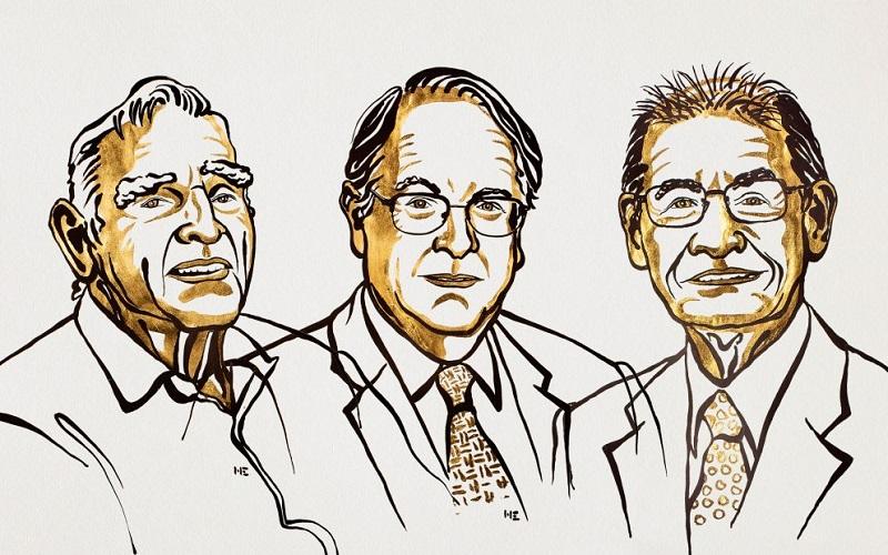 终于,John Goodenough携锂电池获得2019年诺贝尔化学奖!