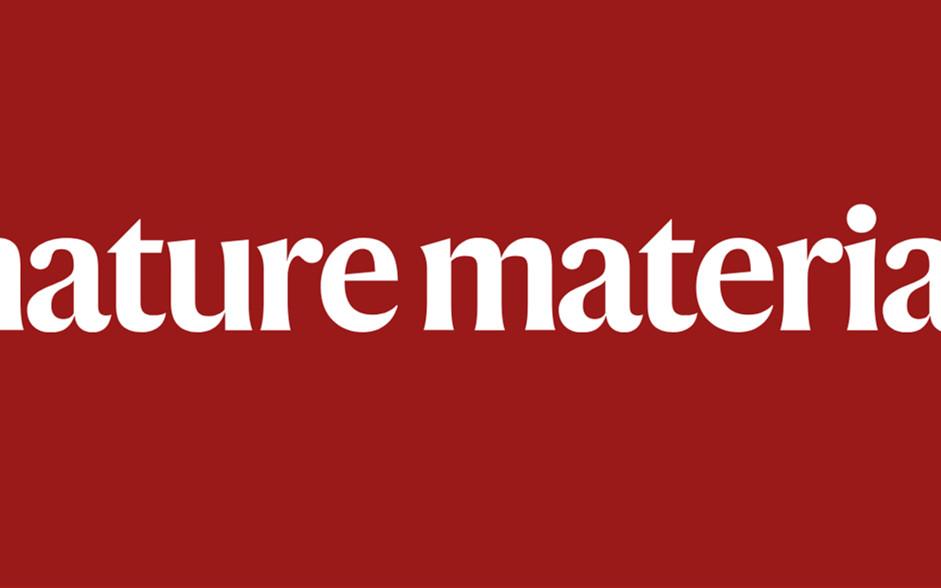 一出手就是Nature Materials,两院院士生物材料新进展!