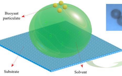 方吉祥/任斌Nature Commun: 基于轻质漂浮颗粒策略的分子空间定位与增强光谱传感