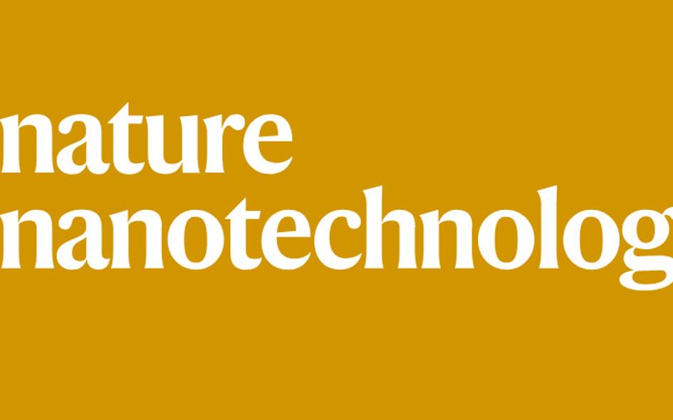 郑南峰等人今日Nature Nanotechnology