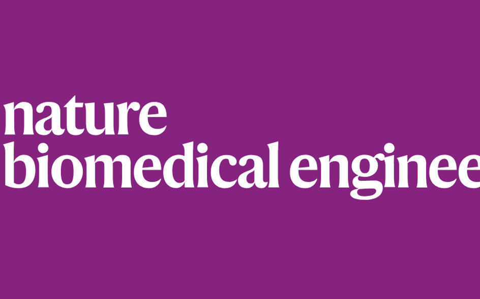 高金明Nature Biomedical Engineering:高分子激活先天免疫再获进展!
