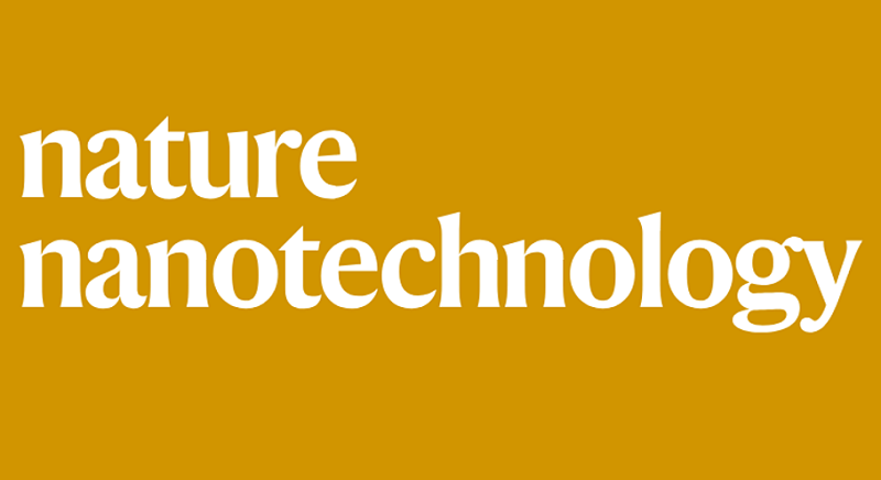 Nature Nanotechnology最新研究动态!